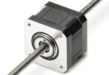 A picture of an actuator